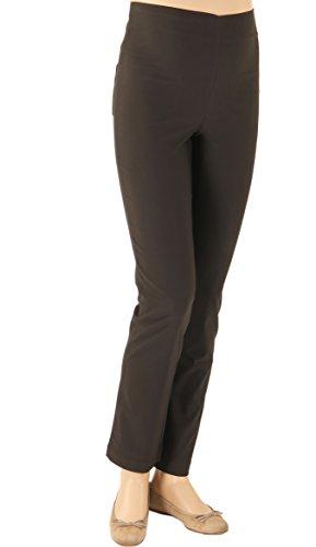 Christoff Pantaloni Stretch pantaloni di jeans da donna pre-maman 552/33/ marrone 40/42