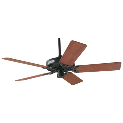 Hunter 23855 52-Inch Classic Original Ceiling Fan (Antique Black)