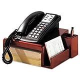 Rolodex Wood Tones Mahogany Phone Stand (1734646)