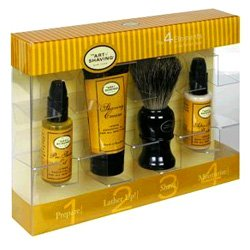 The Art of Shaving The 4 Elements of the Perfect Shave, Lemon Essential Oil, for All Skin Types, 1 kit