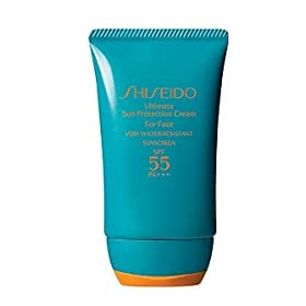 Shiseido Ultimate Sun Protection Cream SPF 55 PA+++, 2oz