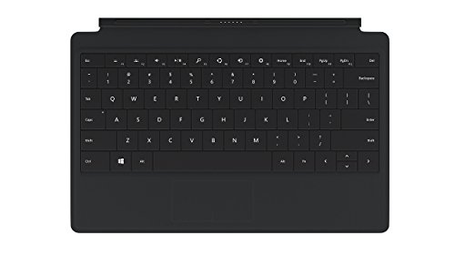Microsoft Surface Type Cover 2 (Black) (Microsoft Touch Cover 2 compare prices)