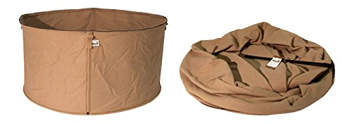 Spring Pot, Sequoia, 30 Gal., Fabric Garden Pot, Tan w/ Earth Colored Stitching, 2 Pack (30 Gallon Smart Pot With Handles compare prices)