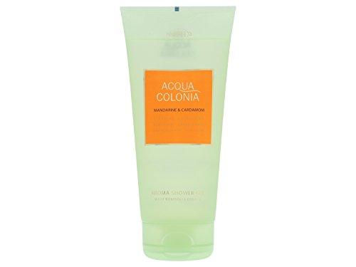 4711 Acqua Colonia Mandarine & Cardamomo unisex, gel doccia 200 ml, 1-pack (1 x 0.26 kg)