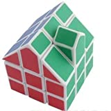Chntoys Cube Cubetwist Rubik's Cube New Concept Cube A small houses Intelligence Interesting Cube speed cube 3x3x3(Single chimney)