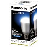 パナソニック LED電球(60W形昼光色相当)Panasonic EVERLEDS(エバーレッズ) LDA7DA1