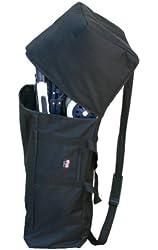 JL Childress Padded Umbrella Stroller Travel Bag, Black