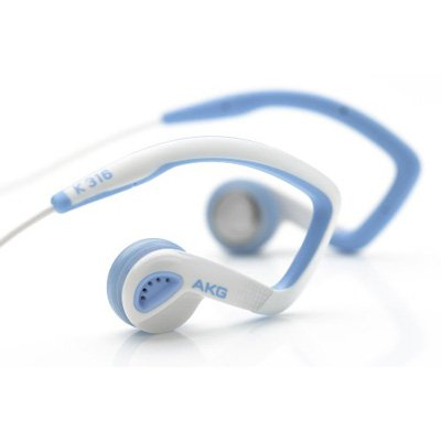 31Mpa932eIL AKG K316 BLUE In Ear Sports Headphones (Blue)