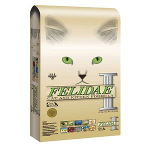 Image of Felidae Adult Cat & Kitten Formula - Chicken, Turkey, Lamb & Fish - 15 lb