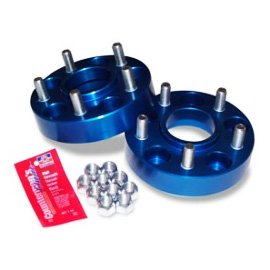 Wheel Adapter Kit,1-1/4 Inch, 5 X 4.5 Inch To 5 X 5 Inch 1987-2006 Jeep # WSH013