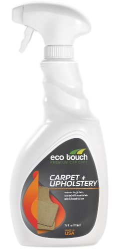Eco Touch (CUC24) Carpet + Upholstery Cleaner – 24 oz.