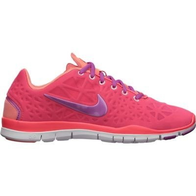 Womens Nike Free TR Fit 3 Training Shoe Atomic Red Club Pink Atomic Pink  Size 10 9db1d8de2