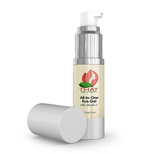 "THAT Eye Creamâ""¢ All-In-One Eye Gel With Vitamin C For Puffiness Dark Circles And Wrinkles ~ Experience The BEST..."