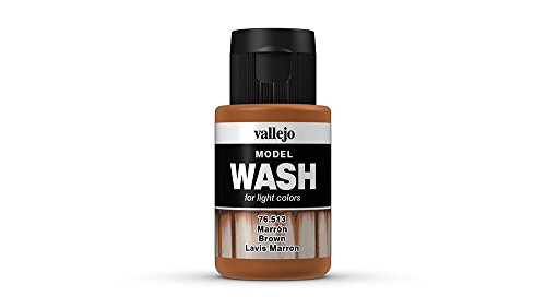 Vallejo Brown Wash, 35ml