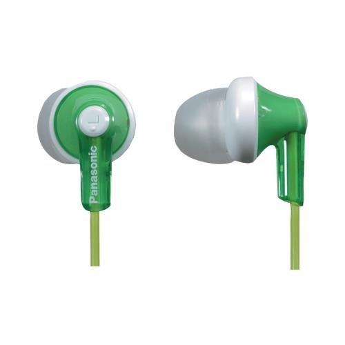 Panasonic Rp-Hje120-G Hje120 Earbuds (Green) (PanasonicRP-HJE120-G ) наушники panasonic rp hje118gua вкладыши белый голубой проводные