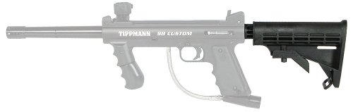 Tippmann 98 Custom Collapsible Comfort Durable Stock