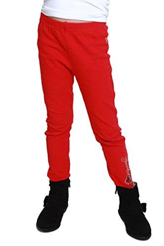 pacino-bambina-jersey-leggings-rosso-4-anni