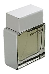 Calvin Klein Euphoria for Men Eau De Toilette Spray, 1.7 Oz
