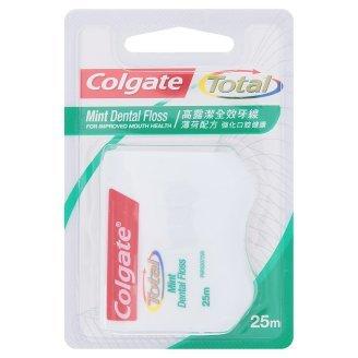 Colgate Total Size 25M Mint Dental Floss 1Pc front-960689
