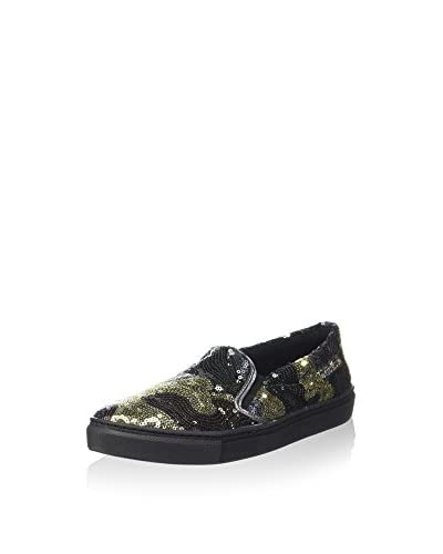 Guess Slip-On Greta [Nero/Verde]