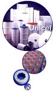 Unicel UHD-SR135 Replacement Filter Cartridge for 135 Square Foot Sta-rite T-135TX, Posi-flo