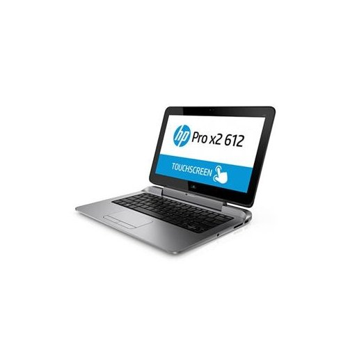 "Hewlett-Packard Pro X2 612 G1 Tablet Pc - 12.5"" - In-Plane Switching (Ips) Technology - Wireless Lan - Intel Core I5 I5-4302Y 1.60 Ghz 4 Gb Ram - 128 Gb Ssd - Windows 8.1 Pro 64-Bit - Slate - 1920 X 1080 Multi-Touch Screen Display (Led Backlight) - Blueto"