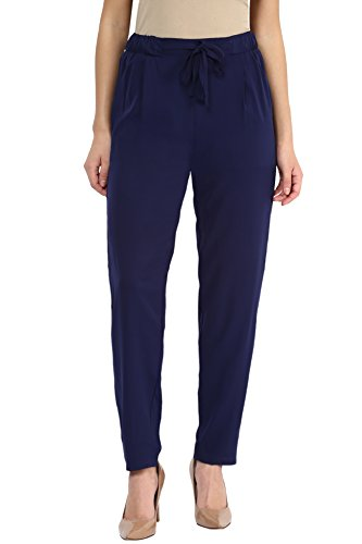 Miss-Chase-Womens-Solid-Casual-Slim-Pants