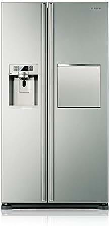 Samsung RS6178UGDSR/EF Side by Side / A++ /  390 kWh/Jahr / 398 L Kühlteil /  217 L Gefrierteil /Silber Dekor, Solar Fresh Zone / edelstahl