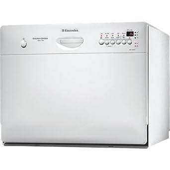 Electrolux ESF 2450 W Lave Vaisselle Pose Libre 54,5 cm Nombre de