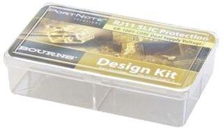 Bourns Pn-Designkit-7 Rj11 Slic Protection, Gr-1089-Core, Design Kit (5 Pieces)