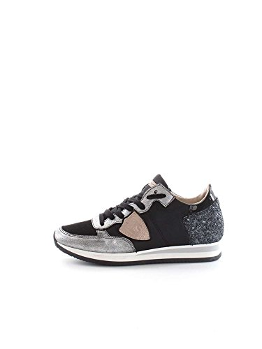 PHILIPPE MODEL PARIS TRLD GM22 NERO SNEAKERS Donna NERO 38