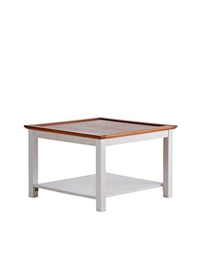 13 Casa salontafel Markus C4 wit / natuurlijke