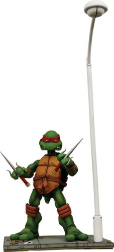 Picture of NECA Teenage Mutant Ninja Turtles NECA Comic Style Action Figure Raphael (B001738XBM) (TNMT Action Figures)