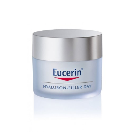 Eucerin Hyaluron-Filler crema giorno antirughe per la pelle secca 50ml