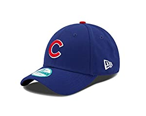 New Era Chicago Cubs Pinch Hitter Adjustable MLB Cap Home