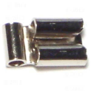 16-14 Gauge Right Angle Flag Connector (12 pieces)