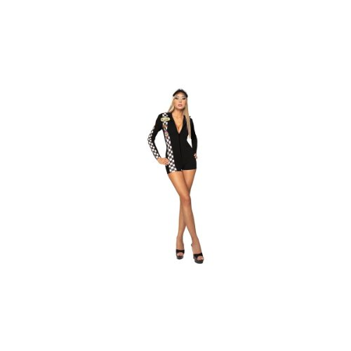 Racer Costume - Small - Dress Size 6-10