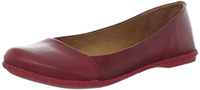 Naya Women's Olympia Loafer,Red,5 M US