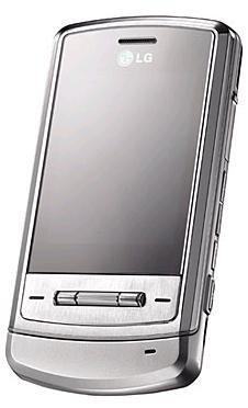 SIM Free Unlocked LG KE970 Shine (Shining Silver) Mobile Phone