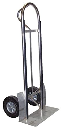 Vestil Stainless Steel Hand Truck with P Handle