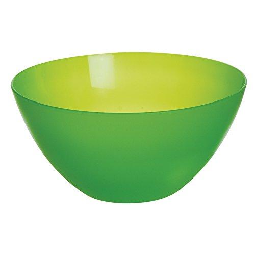 Excelsa Rainbow Insalatiera, 21.0 cm, Verde