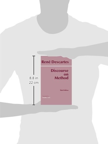 discourse on metaphysics and other essays hackett Discourse on metaphysics and other essays: discourse on m and over one million other books are in the smaller hackett edition, plus numerous other short.