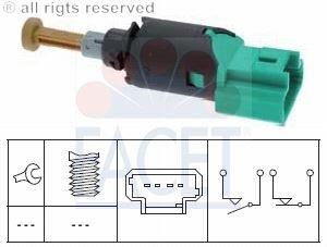 Facet 7.1213 Interruptor luces freno