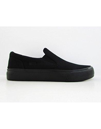 DC - Shoes Trase Slipon TX - Colore: Nero - Taglia: 42.5