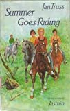 img - for Summer Goes Riding book / textbook / text book