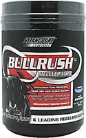 Betancourt Nutrition Bullrush Recelerator Post-Workout Drink Mix Blue Raspberry -- 30.62 oz (Quantity of 1)