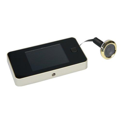 basi 6800 0071 digitaler elektronischer t rspion bronze reikantarsop. Black Bedroom Furniture Sets. Home Design Ideas