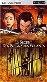 echange, troc Le Secret des poignards volants (UMD pour PSP)