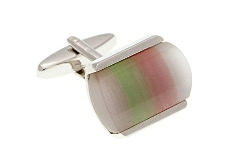 blocco-di-vetro-di-fibra-ottica-malva-viola-mix-vetro-fibra-ottica-gemelli