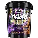 Muscle Tech マステックエクストリーム2000 9.98kg (Mass Tech Extreme 2000) [海外直送品] (トリプルチョコレートブラウニ(Tripple Chocolate Brownie)) [並行輸入品]
